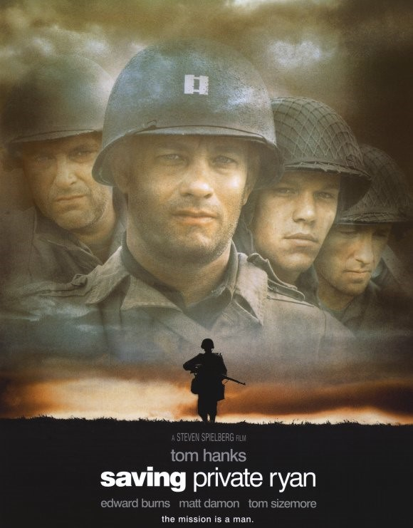 Fake history Saving Private Ryan