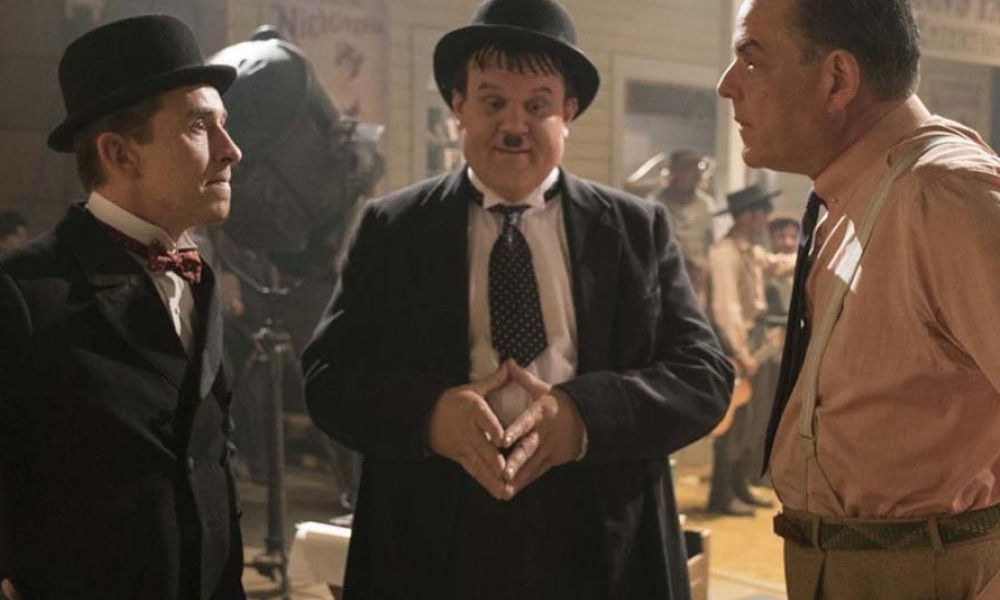 Fake history Stan and Ollie