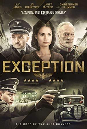 Fake history The Exception Himmler Kaiser Wilhelm II