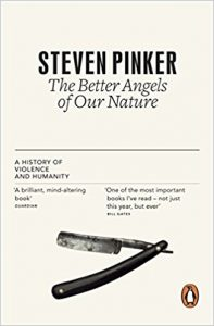 Steven Pinker Enlightenment Now review Darren Waterworth