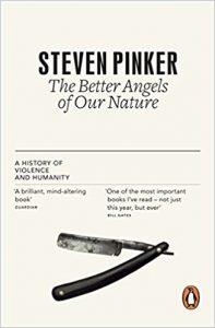 Steven Pinker Enlightenment Now review Darren Waterworth